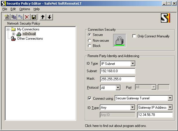 How do I setup mobile user VPN with IPsec? | m0n0wall documentation